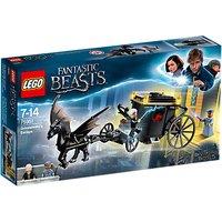 LEGO 75951 Fantastic Beasts Grindelwald's Escape