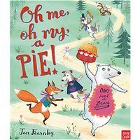 Oh Me, Oh My, A Pie! Book