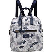 Radley Data Dog Medium Backpack, Chalk