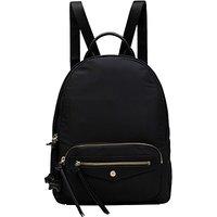 Radley Merchant Hall Medium Zip Top Backpack, Black