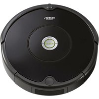 iRobot Roomba 606 Robot Vacuum Cleaner, Black