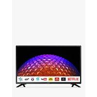 Sharp LC-32HI5432KF LED HD Ready 720p Smart TV, 32 with Freeview HD/Freeview Play, Miracast & Harman/Kardon Sound, Black