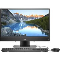 Dell 22-3000 All-in-One Desktop PC, Intel Core i3, 4GB RAM, 1TB, 21.5 Full HD, Black