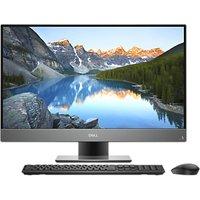 "Dell Inspiron 27 7777, All-in-One Desktop PC, Intel Core i5, 8GB RAM, 1TB HDD + 128GB SSD, GeForce GTX 1050, 27"" Full HD, Silver"