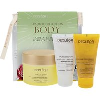 Decléor Summer Collection For Body - Exfoliate, Firm & Hydrate