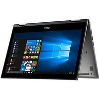 "Dell Inspiron 13-5378 Convertible Laptop, Intel Core i3, 4GB RAM, 256GB SSD, 13.3"", Full HD, Grey"