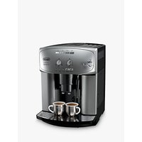 De'Longhi ESAM2200 Venezia Bean-to-Cup Coffee Machine, Silver