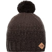 The North Face Antlers Beanie, Black/grey