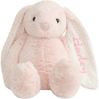 My 1st Years Baby Personalised Bunny Soft Toy