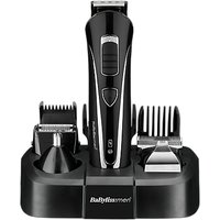 Babyliss For Men Carbon Face And Body Groomer, Black