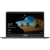 "ASUSVivoBook S14 S406UA-BM290T Laptop, Intel Core i3, 4GB RAM, 256GB SSD, 14.1"", Full HD, Grey"
