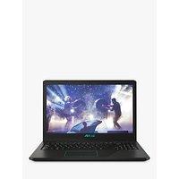 """ASUS K570ZD-E4069T Laptop, AMD Ryzen 7, 8GB RAM, 256GB SSD, GeForce GTX 1050, 15.6"""", Full HD, Black"""