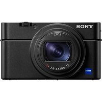 Sony Cyber-shot RX-100 VI Camera, 4K, 20.1MP, 8x Optical Zoom, Wi-Fi, Bluetooth, NFC, OLED EVF, 3 Tiltable Touch Screen