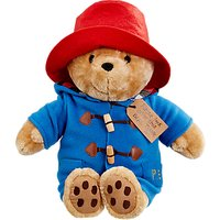 Paddington Bear Plush Soft Toy, Large