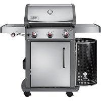 Weber Spirit Premium S-320 3-Burner Gas BBQ