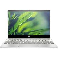 HP ENVY 13-ah0003na Laptop, Intel Core i7, 16GB RAM, 512GB SSD, 13.3, Full HD Touchscreen, Silver