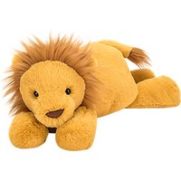Jellycat Smudge Lion Soft Toy, Large