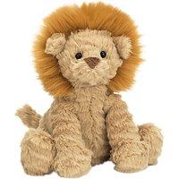 Jellycat Fuddlewuddle Lion Baby Soft Toy, Small
