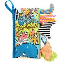 Jellycat Sea Tails Soft Children's Book