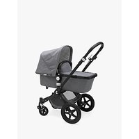 Bugaboo Cameleon3 Plus Classic Complete Pushchair, Grey Melange