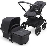 Bugaboo Fox Limited Edition Complete Pushchair and Carrycot, Stellar