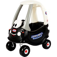 Little Tikes Cosy Coupe Patrol Police Car Ride-On Toy