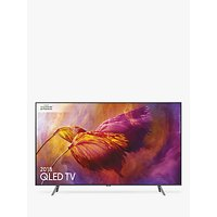 Samsung QE75Q8DN (2018) QLED HDR 1500 4K Ultra HD Smart TV, 75 with TVPlus/Freesat HD & 360 Design, Ultra HD Premium Certified, Black
