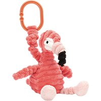 Jellycat Cordy Roy Baby Flamingo Jitter Soft Toy