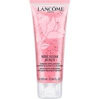 Lancôme Rose Sugar Scrub Gentle Exfoliating Scrub, 100ml