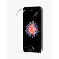 tech21 Impact Shield Self Heal Screen Protection for iPhone SE, iPhone 5 and iPhone 5s, Clear