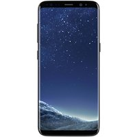 tech21 Impact Shield Anti Scratch Screen Protection for Samsung Galaxy S8, Clear