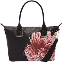 Ted Baker Llisa Tranquility Small Tote Bag, Black