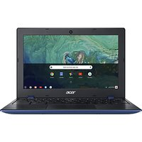 Acer Chromebook CB311-8HT-C2TD, Intel Celeron, 4GB RAM, 32GB eMMC Flash, 11.6, Indigo Blue
