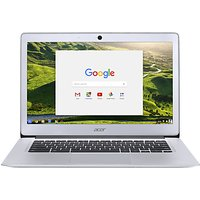 Acer Chromebook 14 CB3-431, Intel Celeron, 4GB RAM, 32GB eMMC Flash, 14 Full HD, Silver