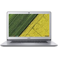 Acer Chromebook CB515-1HT-P099, Intel Pentium, 4GB RAM, 64GB eMMC Flash, 15.6 Full HD, Pure Silver