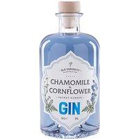 Old Curiosity Chamomile & Cornflower Gin, 50cl