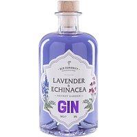 Old Curiosity Secret Garden Lavender & Echinacea Gin, 50cl