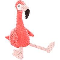 Jellycat Cordy Roy Flamingo Soft Toy, Small