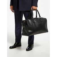 John Lewis and Partners Gladstone 2.0 Leather Holdall