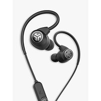 JLab Audio Epic Sport Sweat & Weather-Resistant Wireless Bluetooth In-Ear Headphones with Mic/Remote
