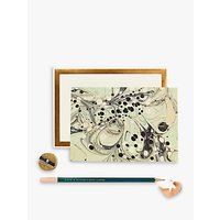 Katie Leamon Marble Note Card