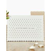 Katie Leamon Luxe Little Note Card