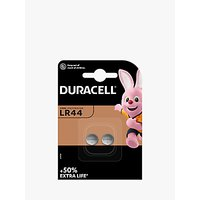 Duracell 1.5V Alkaline Button Battery, LR44