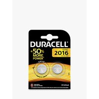 Duracell 3V Lithium Coin Battery, 2016