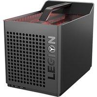 Lenovo Legion Cube C530 Gaming PC, Intel Core i5, 8GB RAM, 1TB HDD + 16GB Intel Optane Memory, GeForce GTX 1050, Iron Grey