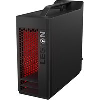 Lenovo Legion T530 Gaming PC, Intel Core i7, 16GB RAM, 2TB HDD + 256GB SSD, GeForce GTX 1050Ti, Black