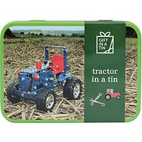 Apples To Pears Tin Make Your Own Tractor Craft Kit