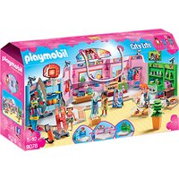 Playmobil City Life 9078 Shopping Plaza