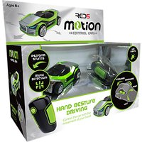 RED5 Motion Controlled Car
