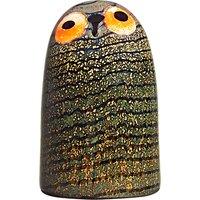 Iittala Toikka Barn Owl Glass Bird